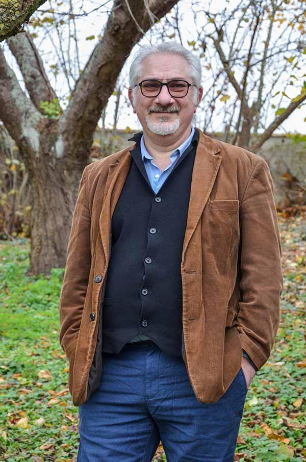 photo portrait de Frédéric Vartabédian